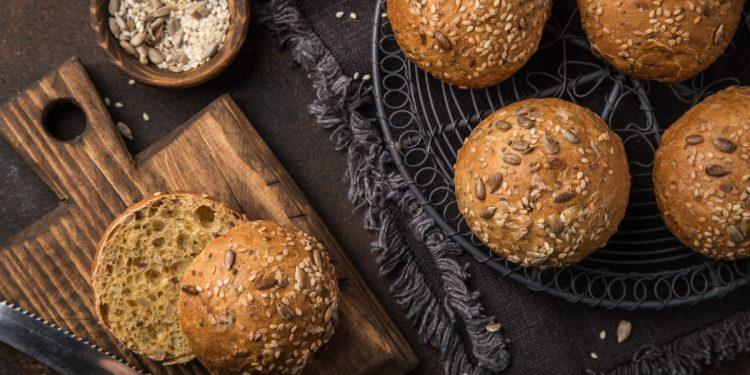 panini integrali: ricetta veloce e leggera