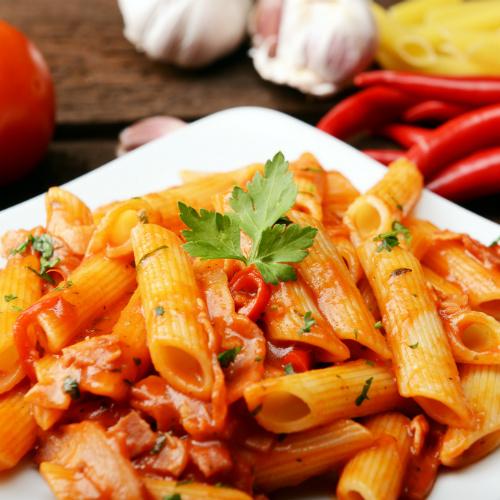 pasta con i peperoni, una ricetta light