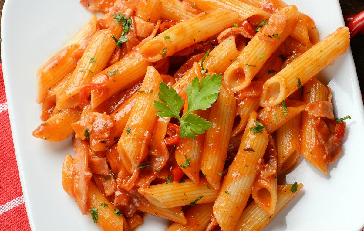 pasta con peperoni, una ricetta semplice