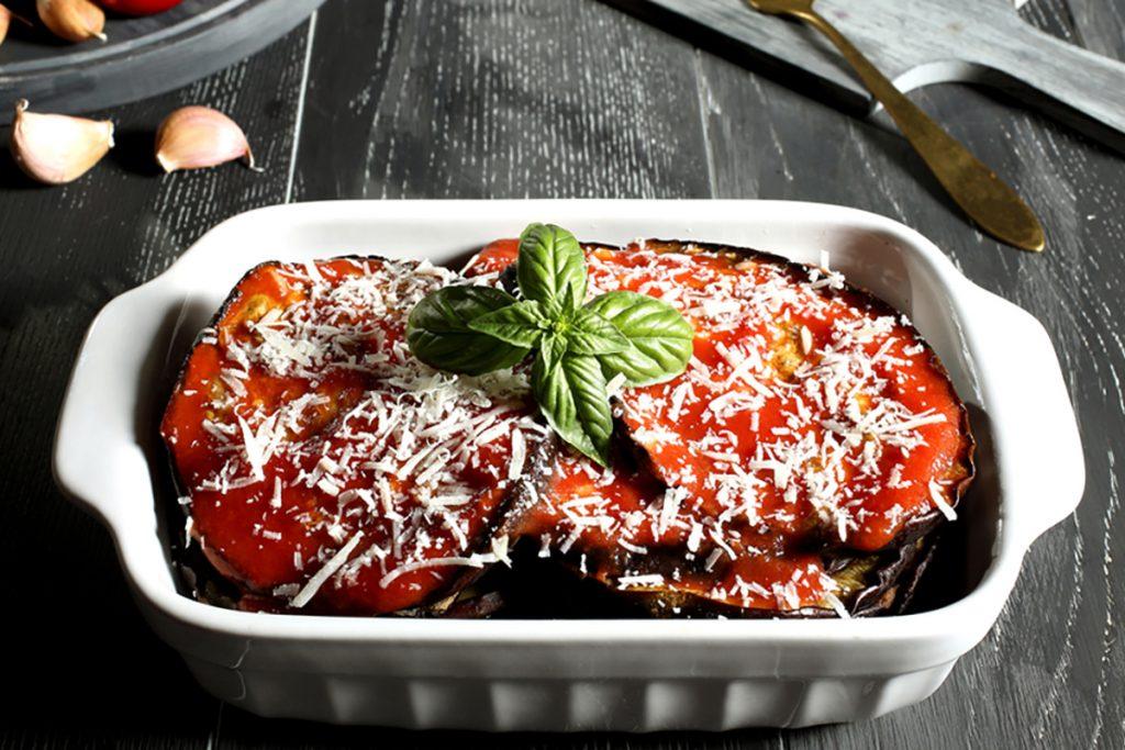 ricette con melanzane melanzane alla parmigiana