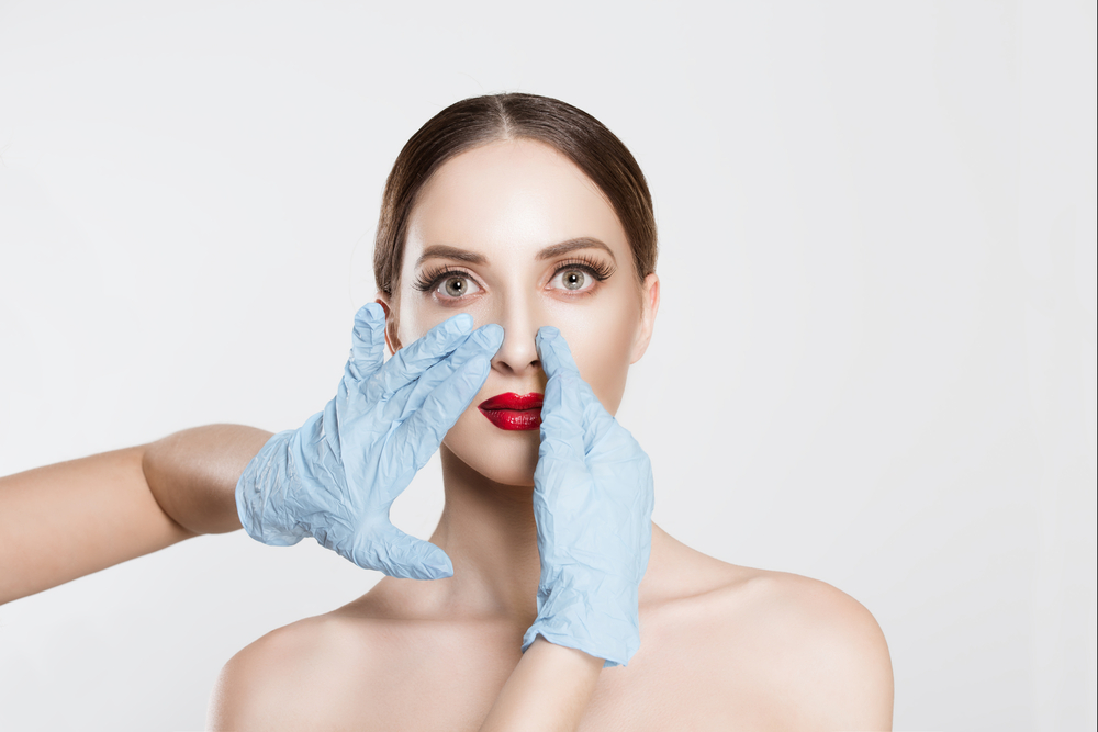 rinofiller rinoplastica non chirurgica Claudia Manari