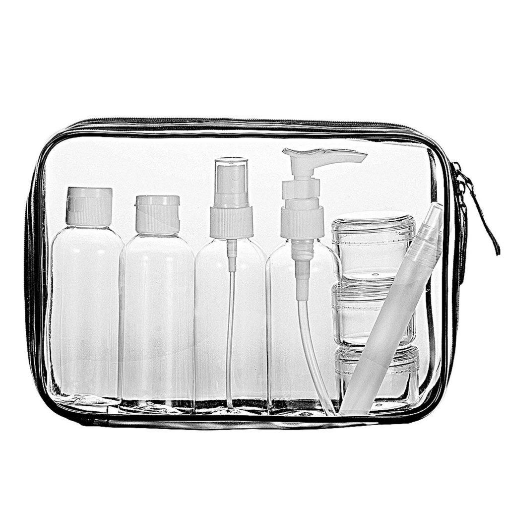 valigia perfetta beauty case