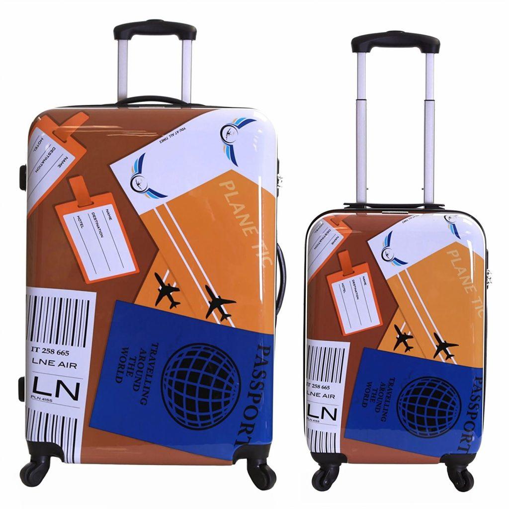 valigia perfetta set