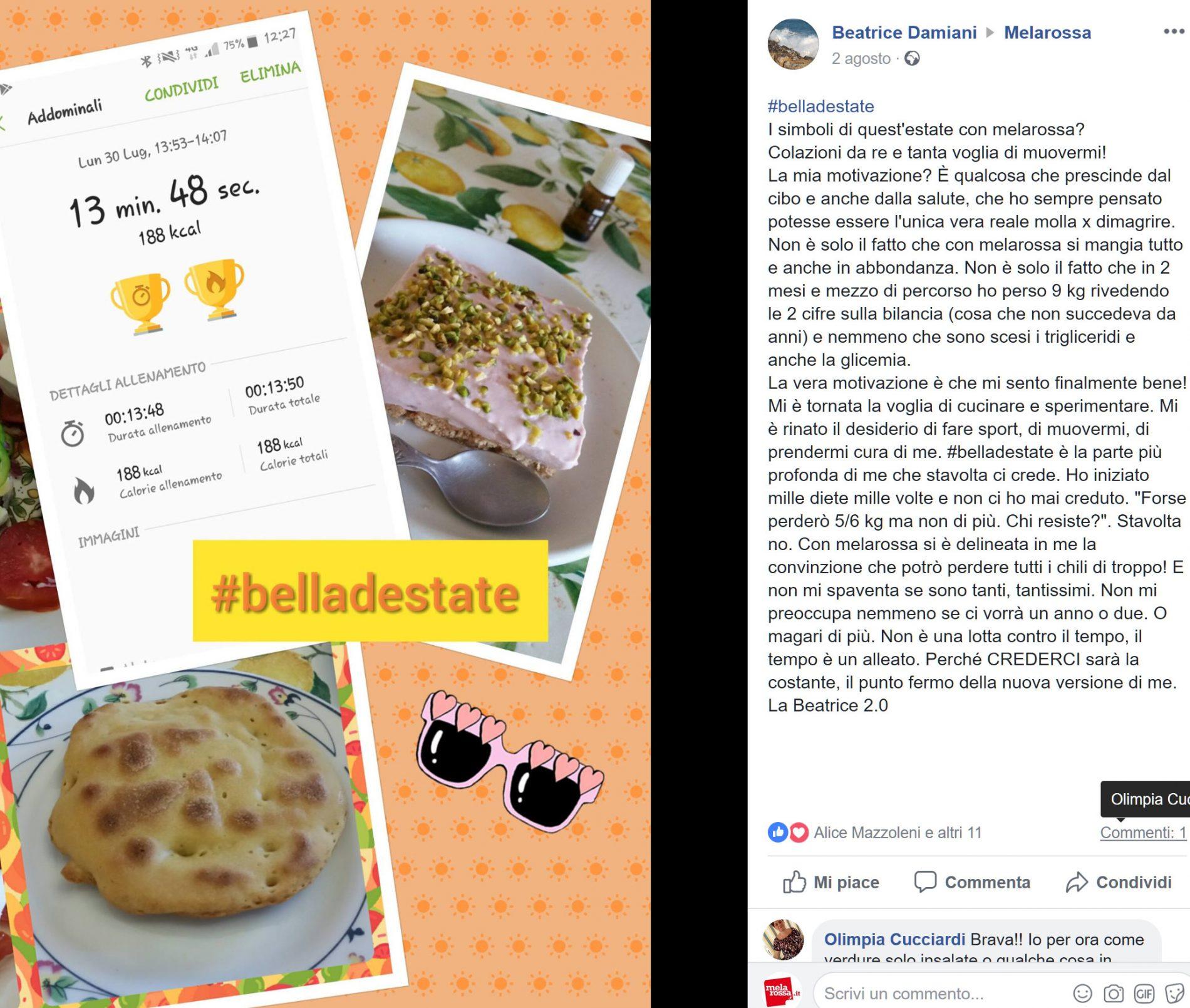 Beatrice Damiani #belladestate