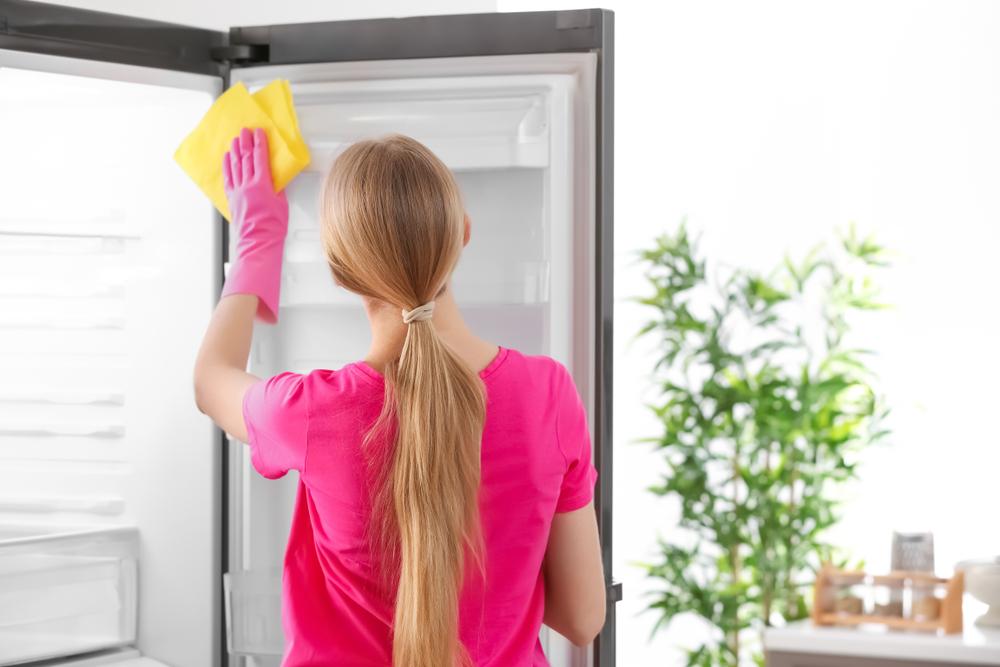 Conservare i cibi in estate: la pulizia del frigo