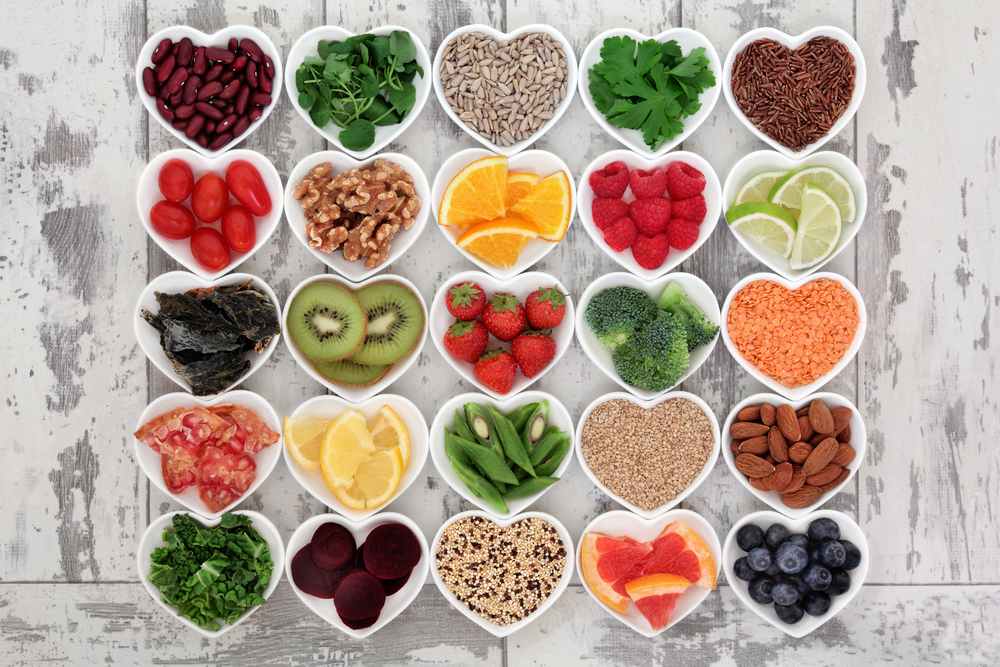 alimentazione per mantenere il cuore in salute