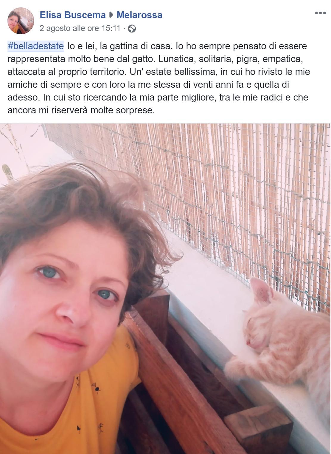 Elisa Buscema #belladestate