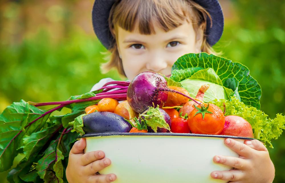 L'importanza della flora intestinale già da bambini