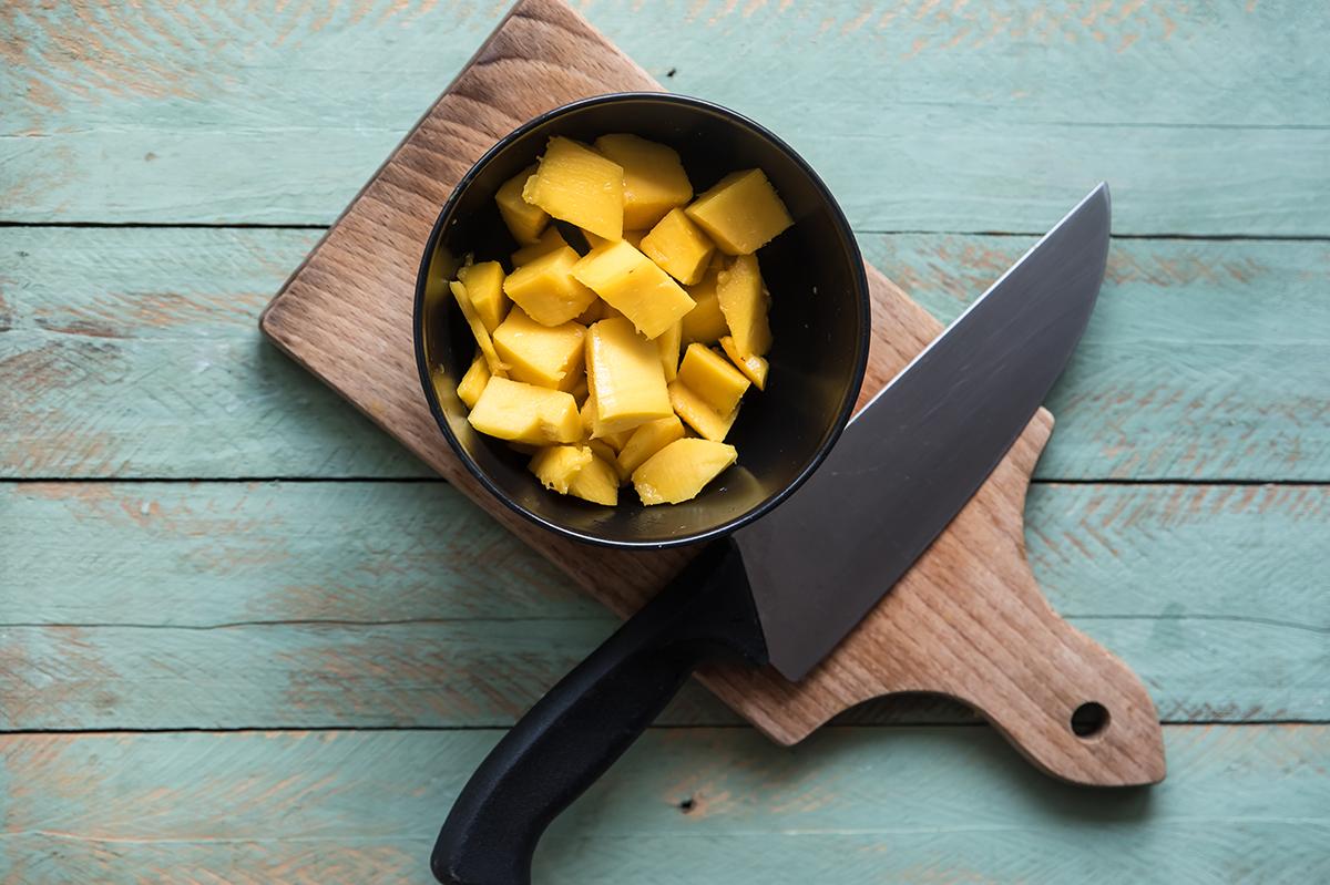 insalata mango ricette