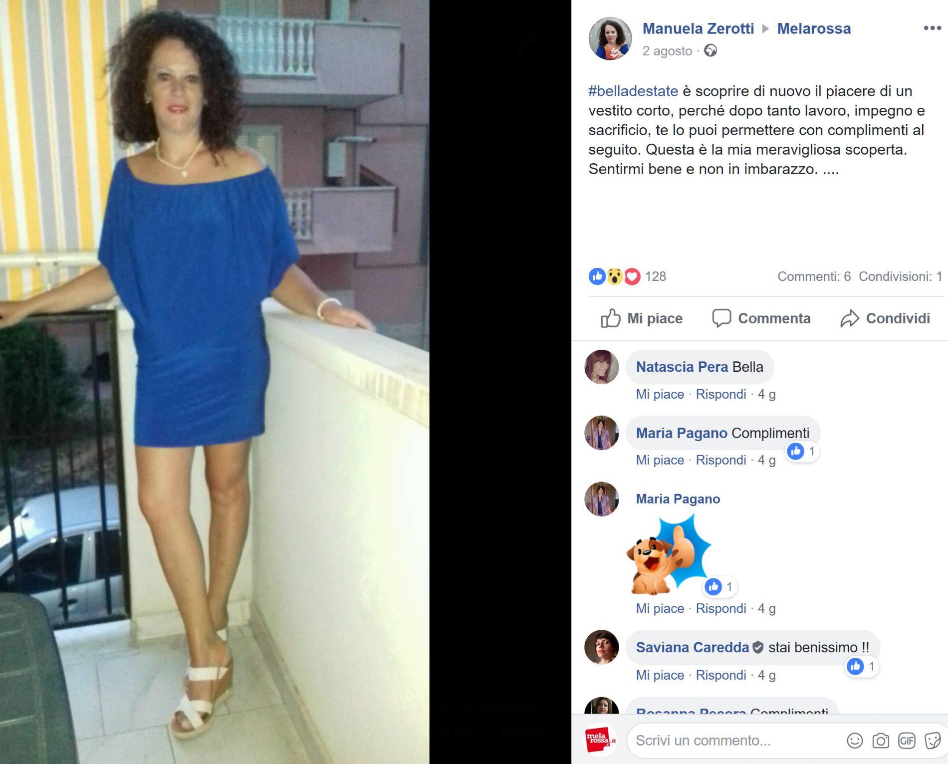 Manuela Zerotti #belladestate