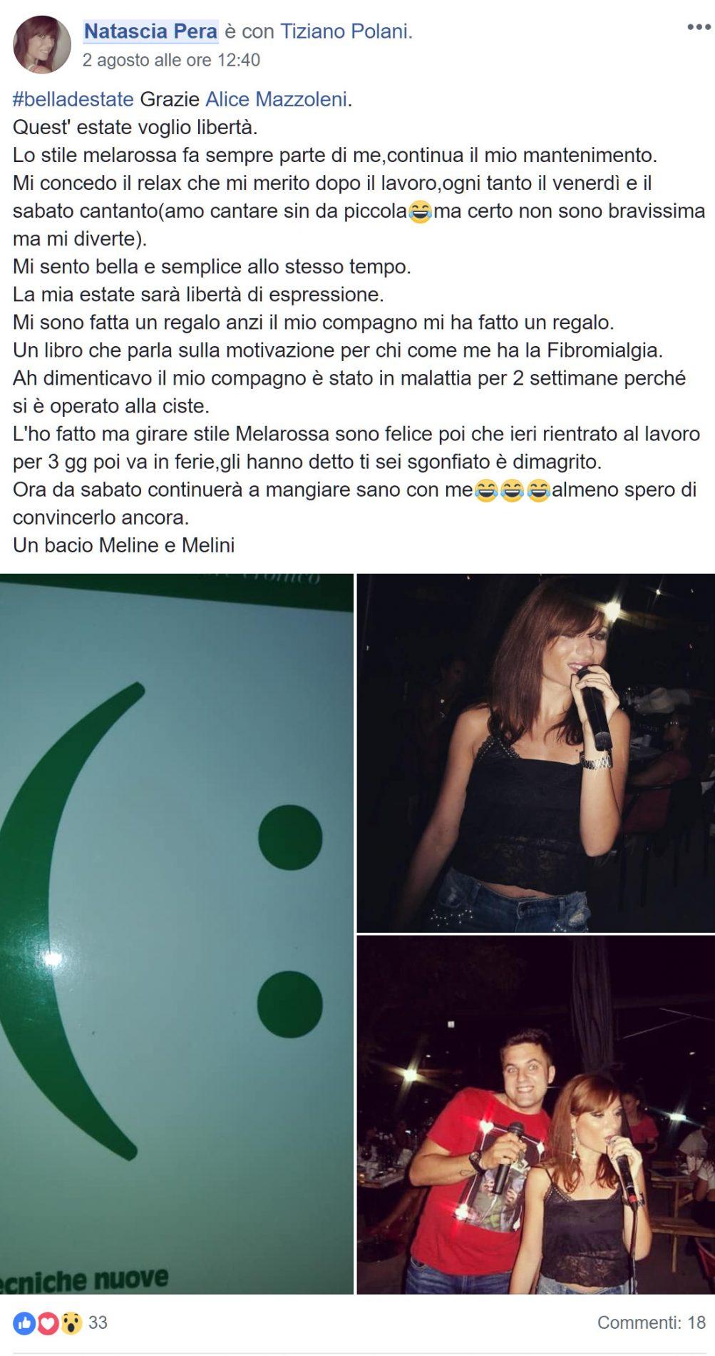 Natascia Pera #belladestate