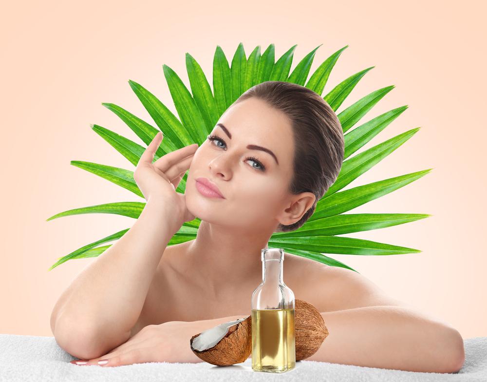 olio di cocco struccante