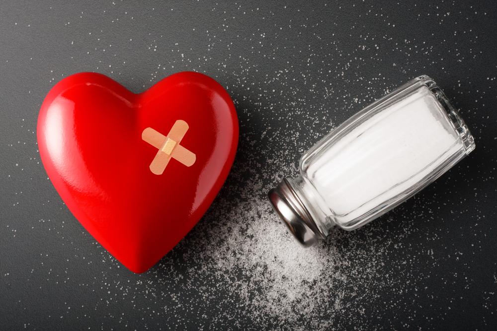 Perché troppo sale fa male?