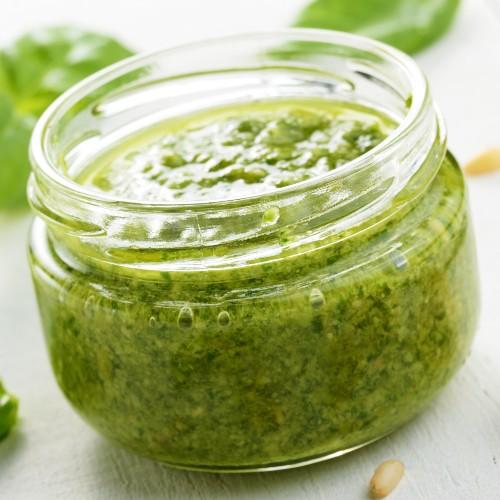 Pesto di basilico light ricetta