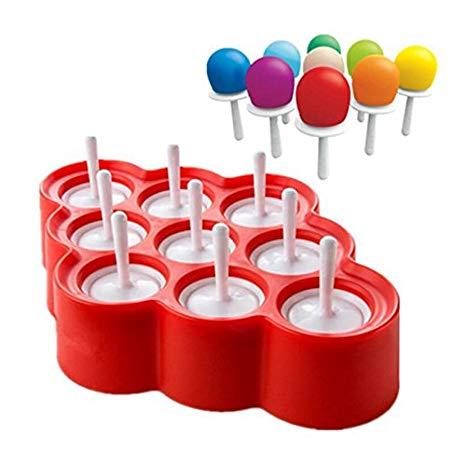 stampi per ghiaccioli palloncino