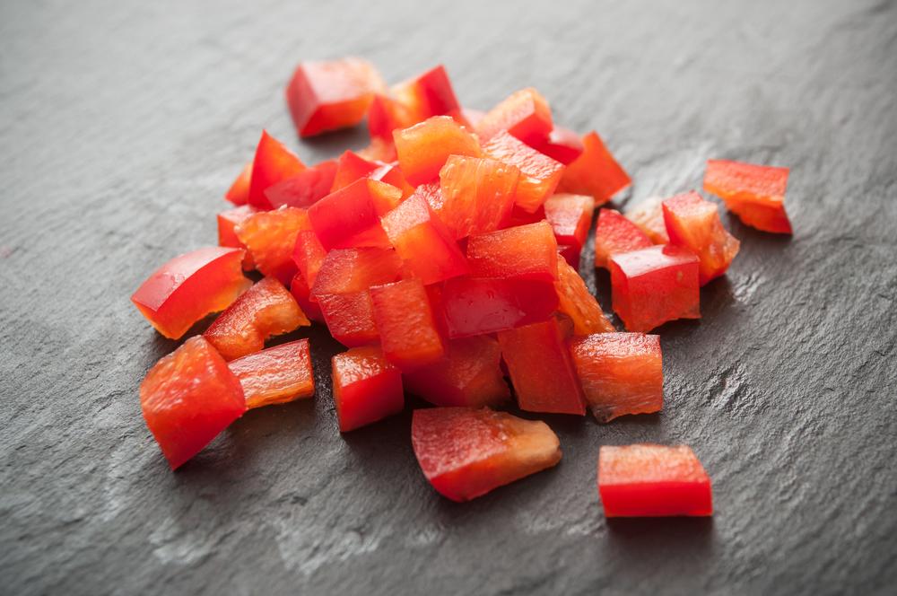 Scopri i principali tagli delle verdure: a concassé