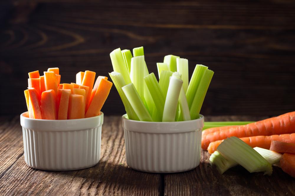 I tagli delle verdure: la Giardiniera