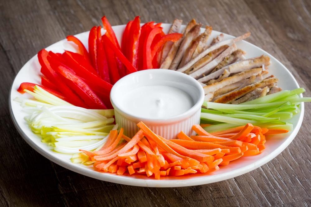 Scopri i tagli delle verdure: la Julienne