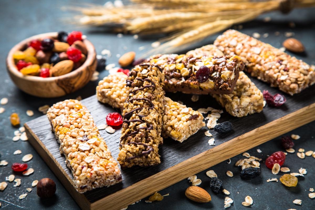 barrette ai cereali: ricette da preparare in casa