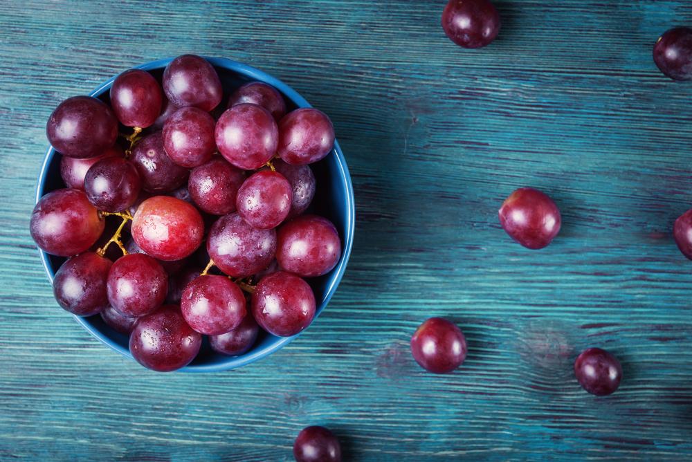 cibi-anti-invecchiamento, uva rossa