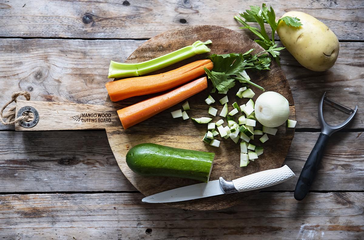 dado vegetale uno