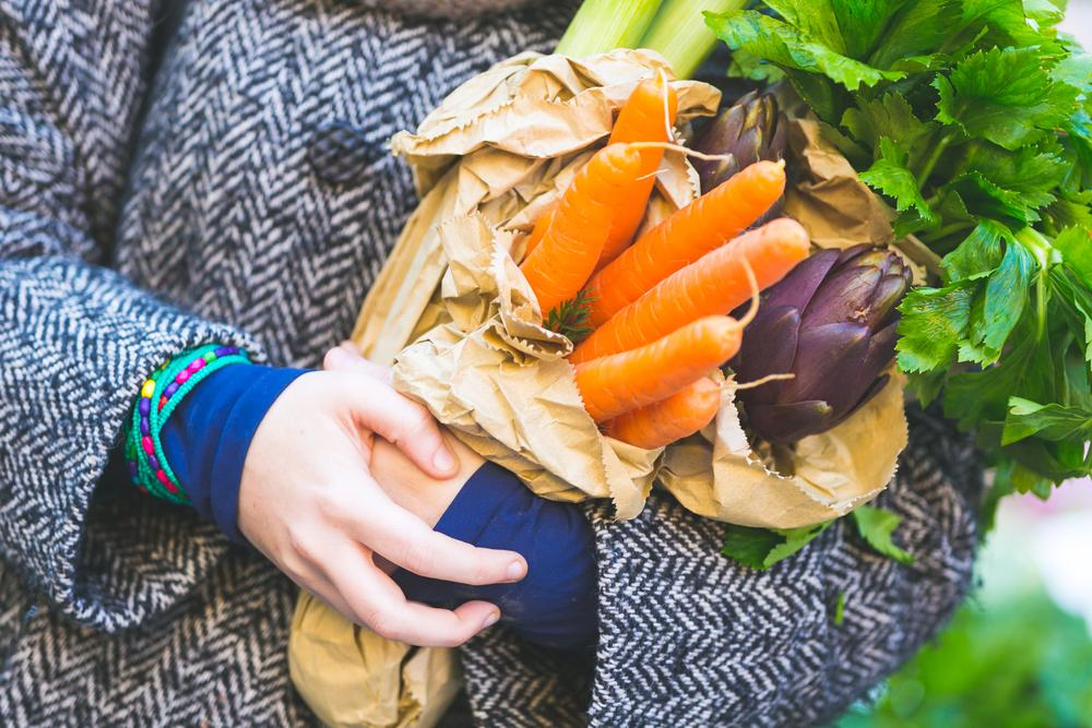 dieta vegetariana: benefici