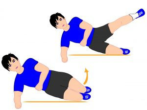 esercizio-addominali-glutei-laterali