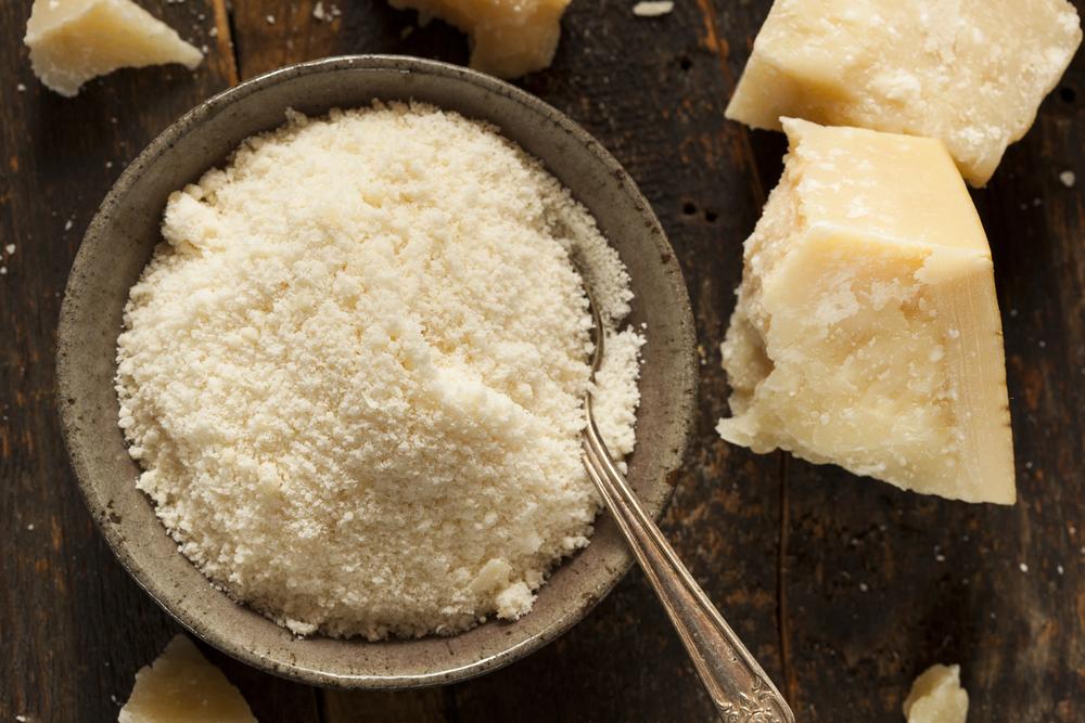 formaggi a dieta, il parmigiano