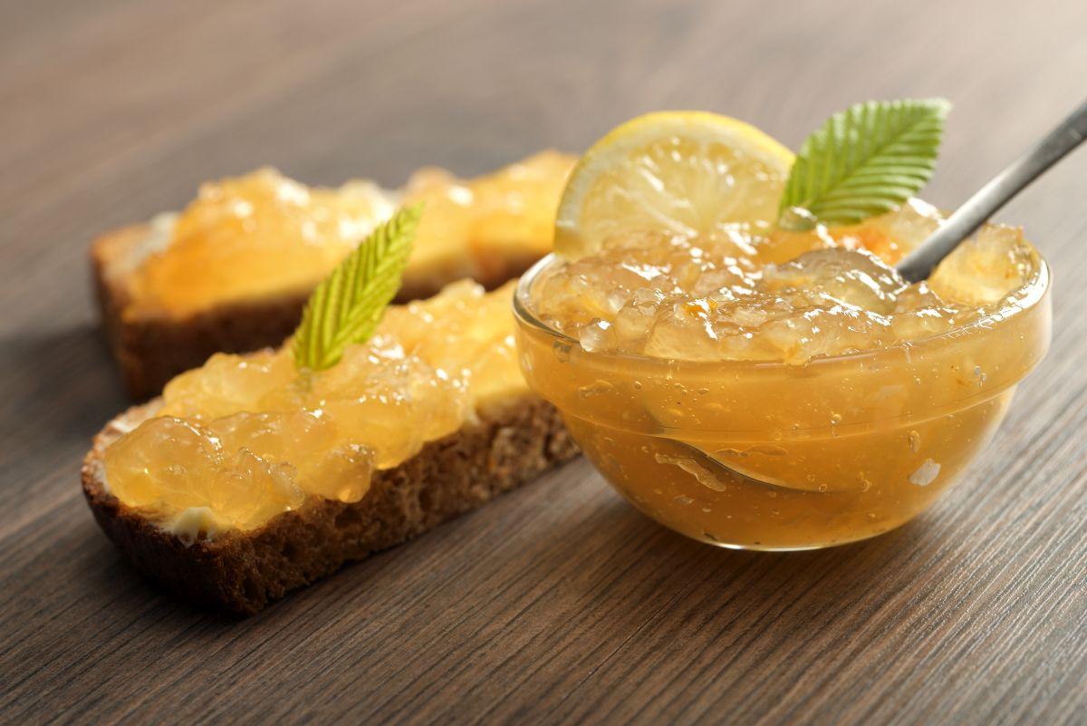 marmellata di limoni col bimby