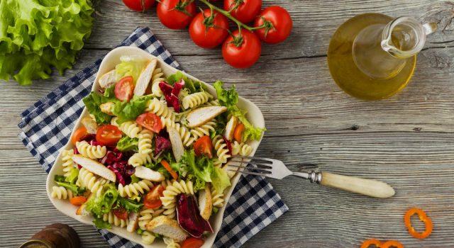 Ricette light e dietetiche per dimagrire mangiando - Melarossa