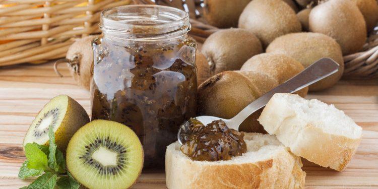 marmellata di kiwi e pere