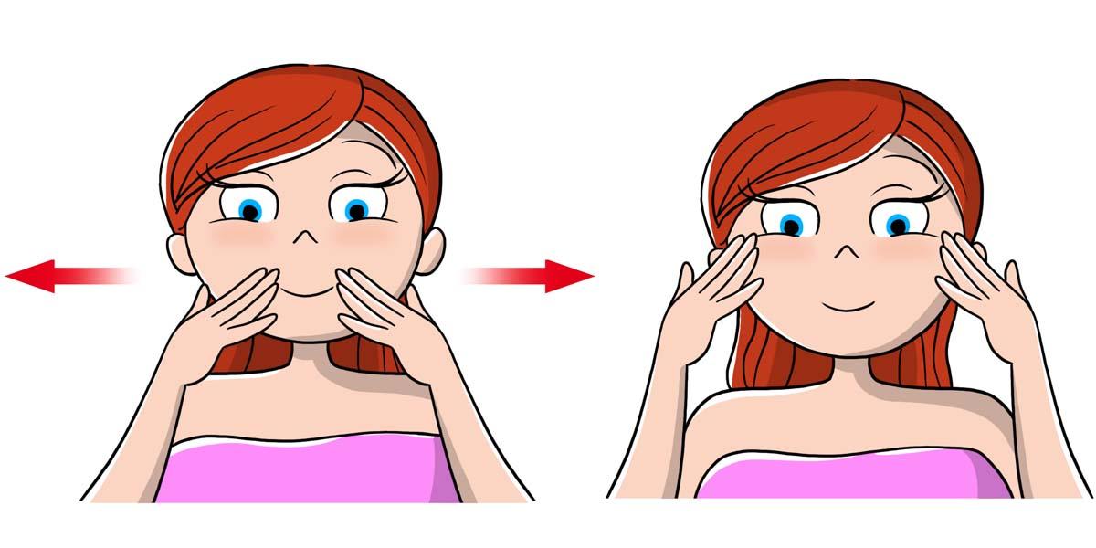 scrub viso: massaggio esfoliante