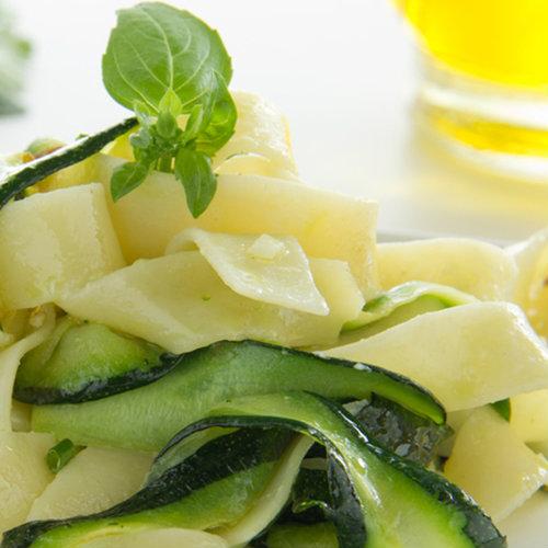 tagliatelle zucchine