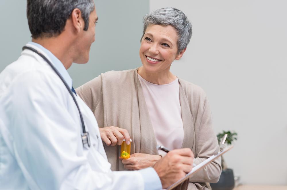 tumore al seno, la menopausa