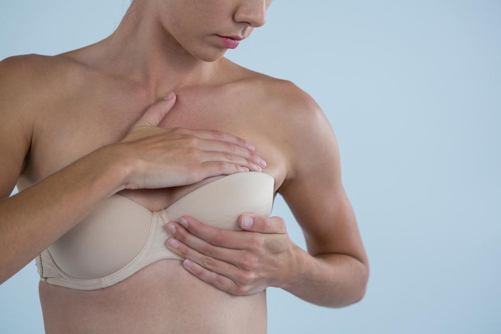 tumore al seno, l'autopalpazione