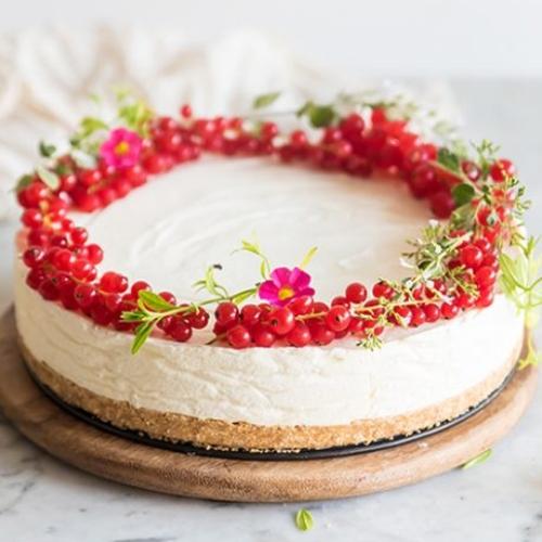 ricetta cheesecake light