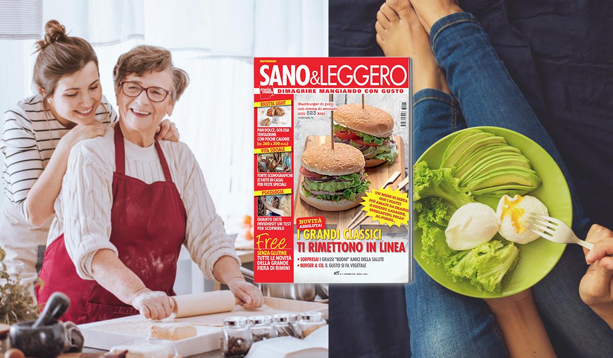 Sano & Leggero novembre 2018