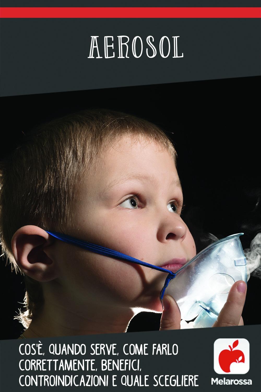 aerosol: cos'è, come farlo correttamente, benefici e guida all'acquisto