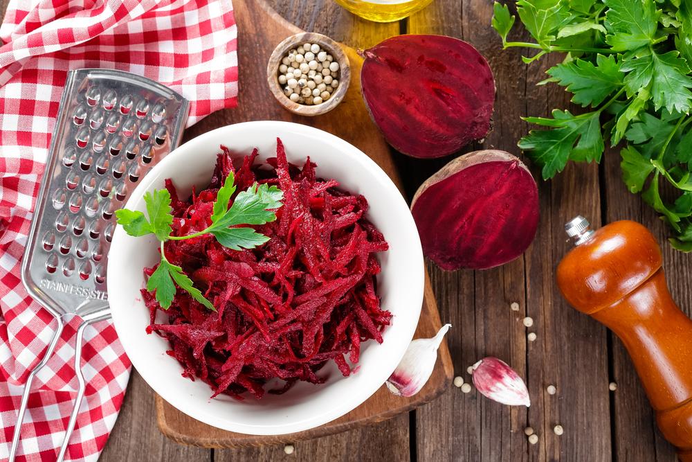 cibi ricchi di antiossidanti: barbabietola