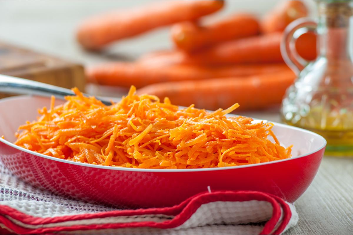 sedano e carote per dimagrire