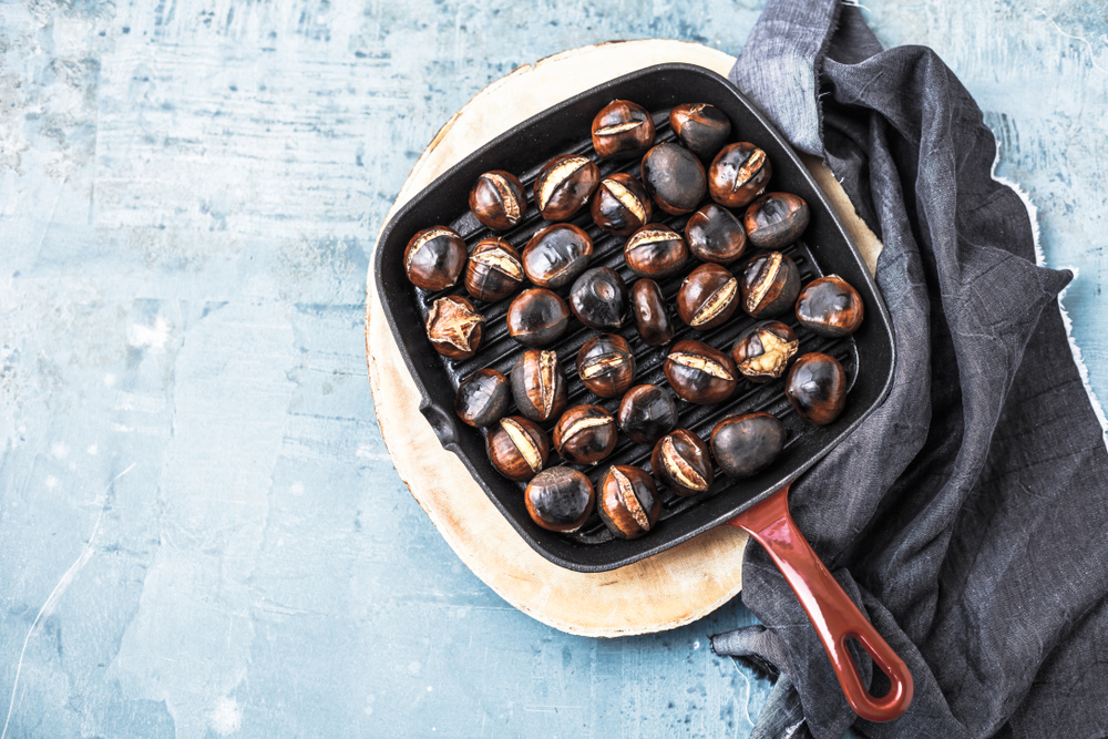 Le ricette con le castagne