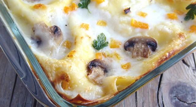 lasagne-zucca-funghi-ricetta-
