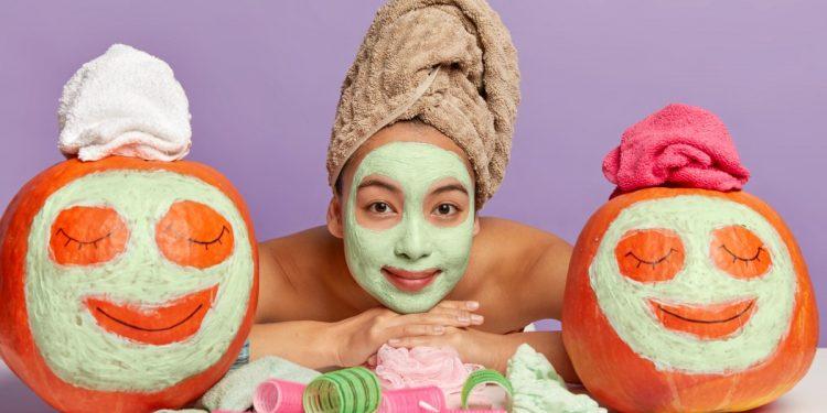 maschera zucca fai da te: 3 ricette per pelle luminosa