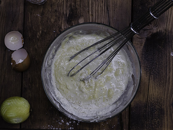 muffin uvetta impasto