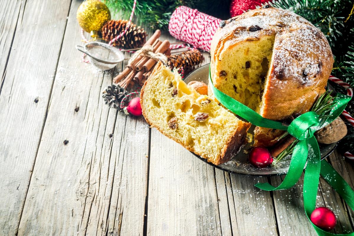 panettone all'olio di oliva: la ricetta da preparare in casa