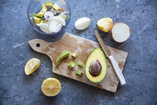 pasta fredda avocado cinque