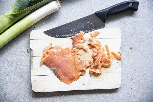 pasta fredda salmone uno