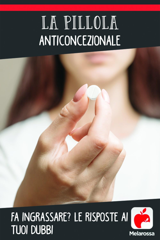 pillola anticoncezionale fa ingrassare: Pinterest