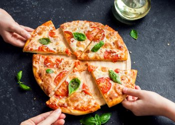 pizza a dieta: come comportarsi