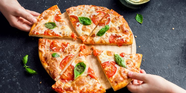 pizza a dieta: come comportarsi